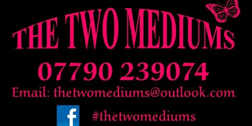 ** PSYCHIC SHOW in Waddesdon ** An Evening of Mediumship with The Two Mediums Jo Bradley & Lesley Manning