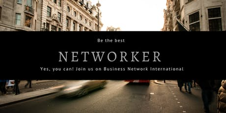 Business Network International tickets