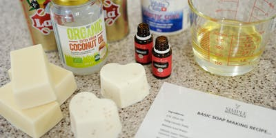 Cold Pressed Soap Workshop