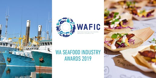 WA Seafood Industry Awards 2019