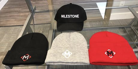 Milestone Merchandise  tickets