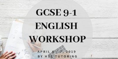 GCSE English Easter Workshop