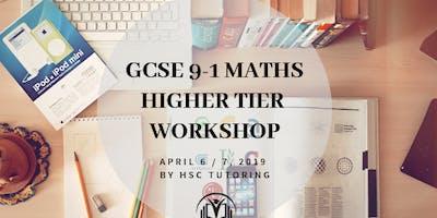 GCSE Maths Easter Workshop