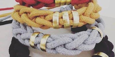 Woven Necklace Workshop