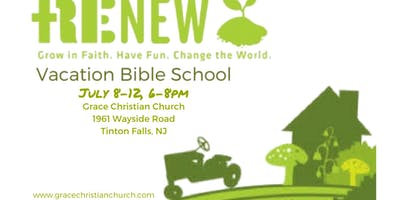 ReNew VBS, the Green VBS