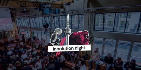 innolution night | Innovations- und Startup-Nacht in Stuttgart Tickets