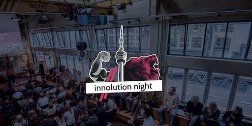 innolution night | Innovations- und Startup-Nacht in Stuttgart
