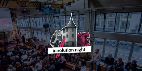 innolution night | Innovations- und Startup-Nacht in Tübingen Tickets