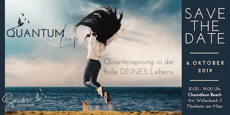 QUANTUM LEAP - Quantensprung in die Rolle DEINES Lebens Tickets
