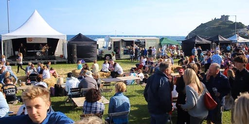 The Movable Feast - Criccieth