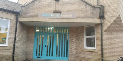 GHOST HUNT Delta North Consett Sleepover 18th May 2019 9pm - 9am