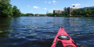 Waltham Charles In-River Cleanup