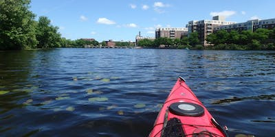 1st Annual Waltham Charles In-River Cleanup