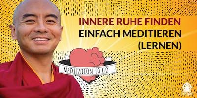 Meditations-Workshop   Innere Ruhe finden   Joy of Living 1