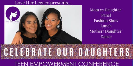 Celebrate Our Daughters: Girls' Empowerment Conference