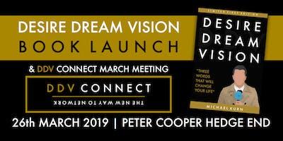 Desire Dream Vision Book Launch / DDV Connect