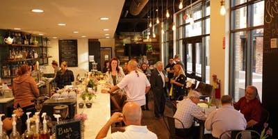 Rushing Trading Co. Networking Event