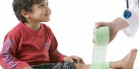 Level 3 Emergency Paediatric First Aid (One Day Course), Birmingham tickets