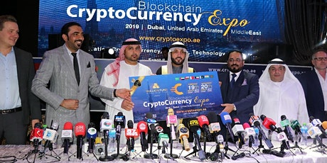 The Region's largest crypto currency expo tickets