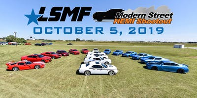 MSHS at Lone Star Mopar Fest 2019 | Powered by Pennzoil