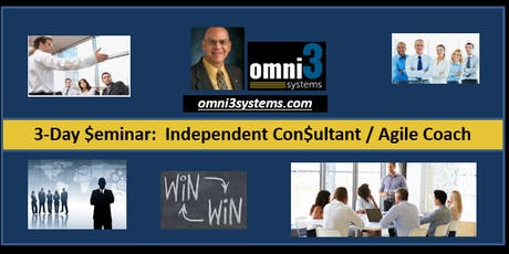 !!_Independent Consultant/ Agile Coach_Seminar, IT & Business BLM-Normal  tickets