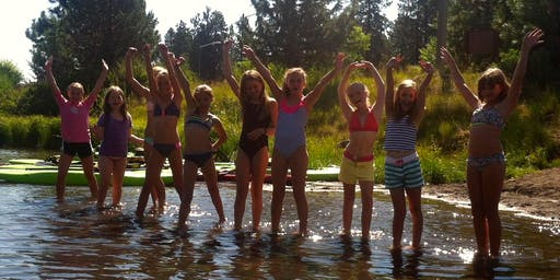 2019 MUSE SUMMER CAMPS FOR GIRLS (AGES 10 - 16)