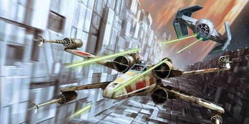 Star Wars Game Night