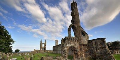 St Andrews, Kelpies & Queensferry Day Trip Sat 16 Nov