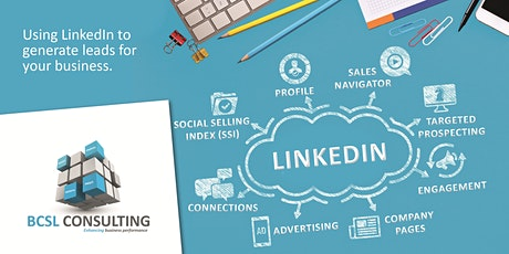 LinkedIn  - Generate leads for your business - Interactive Workshop tickets