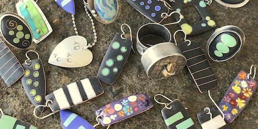 Enamel Jewelry Making