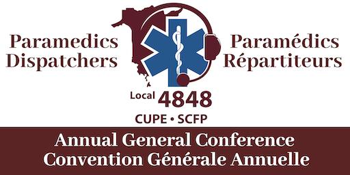 CUPE 4848 12th AGC / SCFP 4848 12e CGA