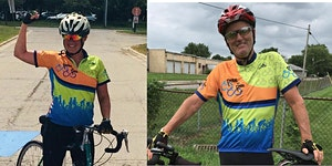 Pedal with Pete Cycling Jersey and Cap Sales - 2019