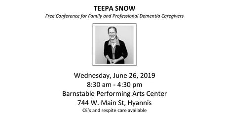 A Positive Approach to Dementia Care with Teepa Snow tickets