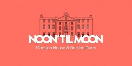 Noon 'til Moon tickets