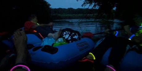 Pec Time Tubing Glow Float tickets
