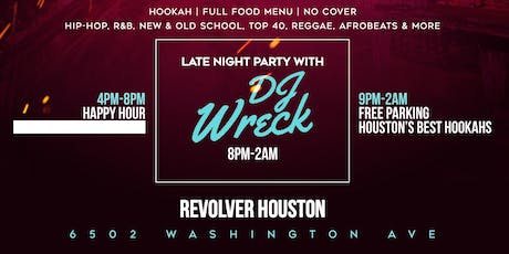 Premier Friday's At Revolver  tickets