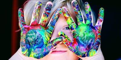 Summer Art Camp: July 22-26, 2019 - Kids ages 7-12