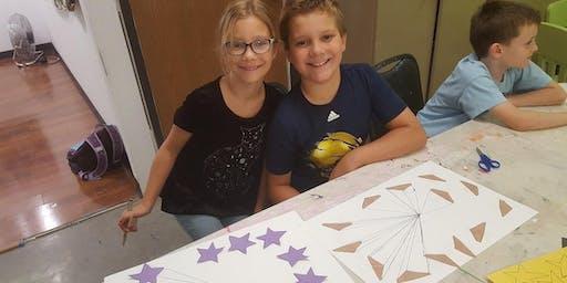 Summer Art Camp: June 24-28, 2019 - Kids ages 7-12