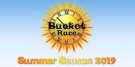 BucketRace (Scavenger Hunt) Summer Season tickets