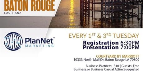 Become A Travel Business Owner-Baton Rouge, LA tickets