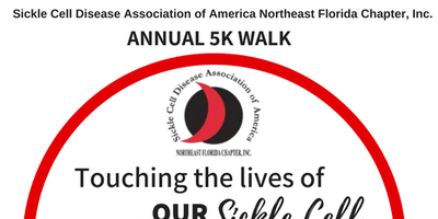 Sickle Cell 2019 Walkathon Touching the lives of our Sickle Cell Community