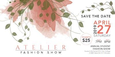 St. Clair College 2019 Atelier Fashion Show