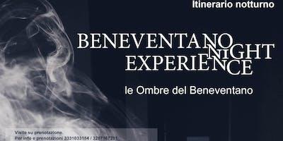 Beneventano NIGHT Experience | le ombre del Beneventano