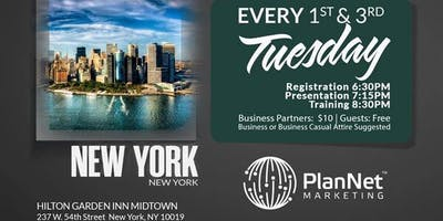 Become A Travel Business Owner-New York, NY 3rd Tuesdays