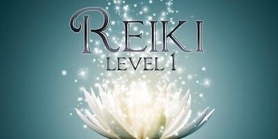 REIKI LEVEL I Beginner Training