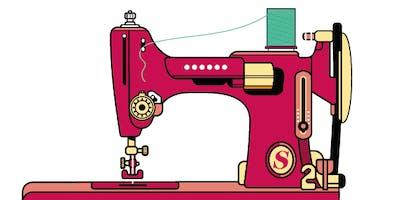 Beginners sewing machine workshop