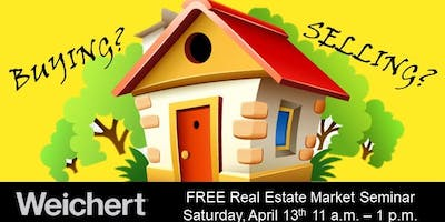 Morris County Home Seminar.  Buying? Selling? We can help.