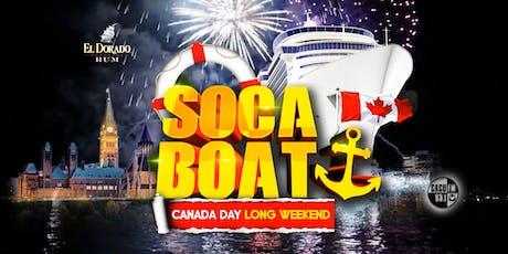 SOCA BOAT 2019 tickets