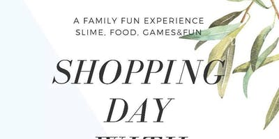 Shopping Day With EZ Slime
