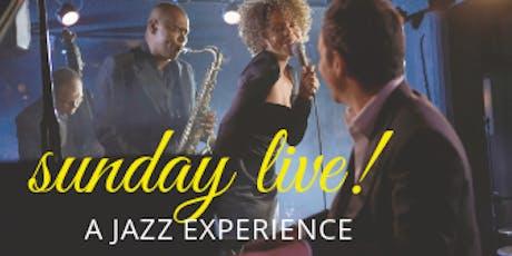 Sunday Live!  A Jazz Experience tickets